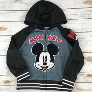 Disney Mickey Mouse Quilted Hoodie